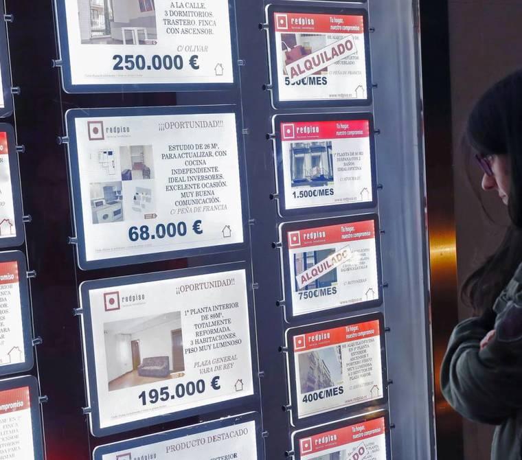 La compraventa de vivienda usada supera ya las cifras de 2008